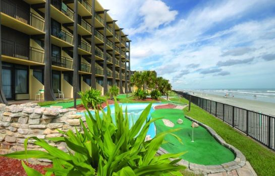 Buitenaanzicht Hawaiian Inn Daytona Beach by Sky Hotels and Resort