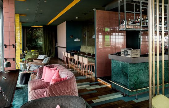 Hotel bar Vienna House Andel's Berlin