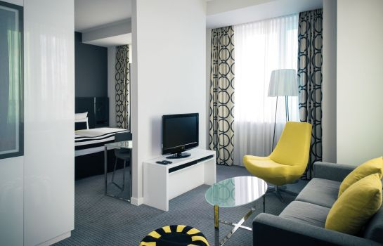 Junior Suite Vienna House Andel's Berlin