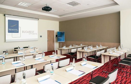 Congresruimte Novotel Bucharest City Centre