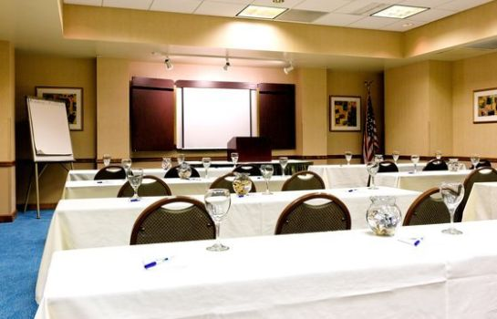 Conference room Holiday Inn Express & Suites AUSTIN AIRPORT