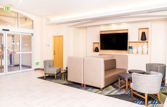 Hotelhalle Holiday Inn Express & Suites LAS VEGAS SW – SPRING VALLEY