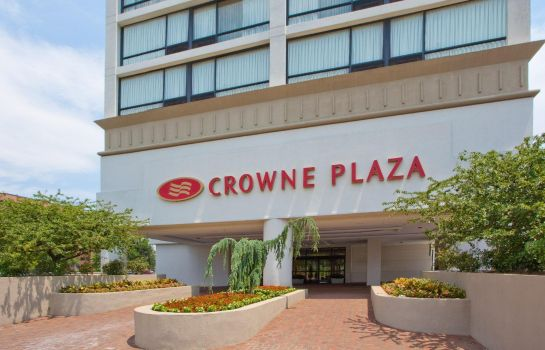 Exterior view Crowne Plaza OLD TOWN ALEXANDRIA