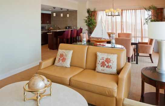 Suite Crowne Plaza OLD TOWN ALEXANDRIA
