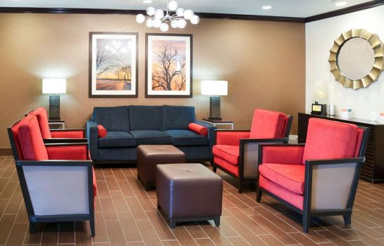 Hol hotelowy Comfort Inn & Suites Grinnell