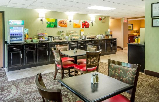 Restaurant Quality Inn Carrollton