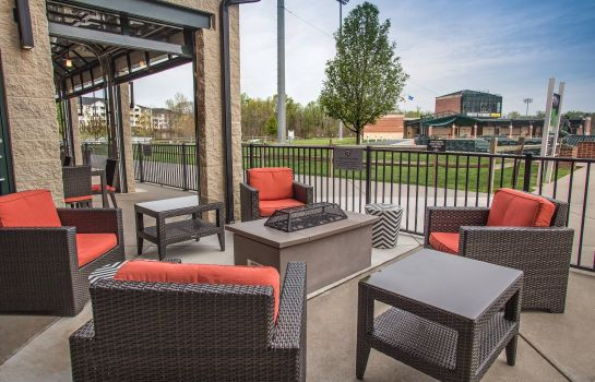 Restaurant Courtyard Aberdeen at Ripken Stadium