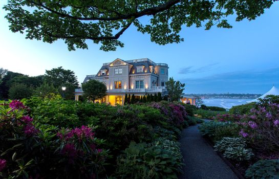 Vista exterior The Chanler At Cliff Walk