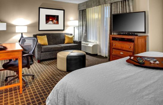 Suite Hampton Inn  Suites GreenvilleDowntownRiverPlace