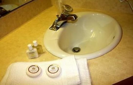 Bagno in camera Write Inn Hotel