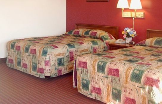 Room BUDGET INN FARMINGTON