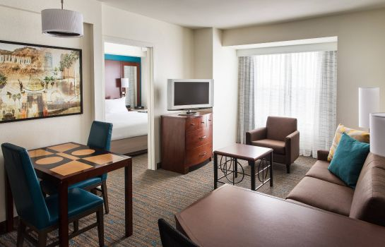 Suite Residence Inn Los Angeles Burbank/Downtown