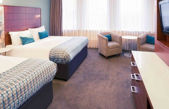 Zimmer Mercure Bristol Holland House Hotel & Spa