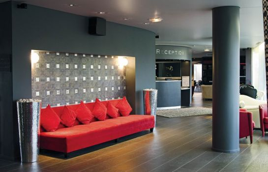 Lobby Standing Hotel Suites by Actisource
