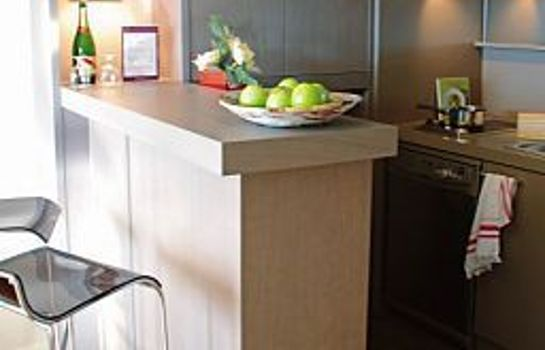 Kitchen Standing Hotel Suites by Actisource