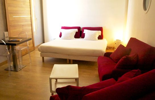 Suite Appart'Hotel Odalys Cheval Blanc