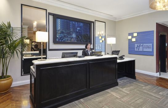 Hotelhalle Holiday Inn Express CHICAGO - MAGNIFICENT MILE