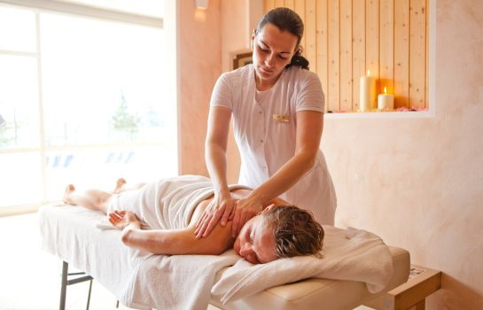 Massageruimte Le Balze Aktiv & Wellness