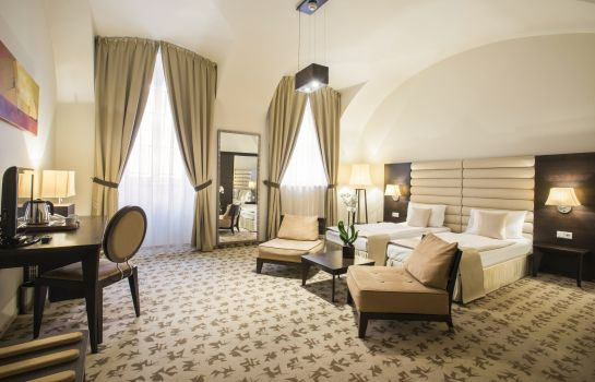 Junior Suite Buda Castle Fashion