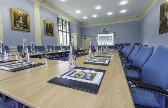 Meeting room Bisham Abbey National Sports Centre