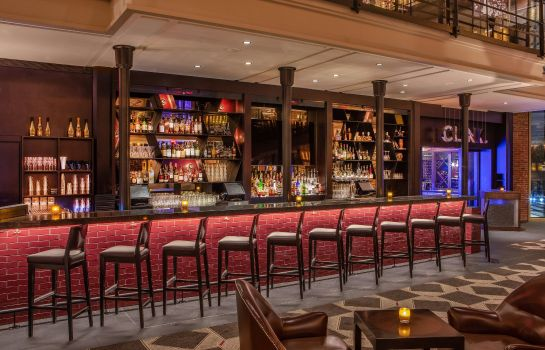 Hotel-Bar The Liberty a Luxury Collection Hotel Boston