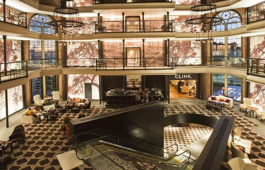Hotelhalle The Liberty a Luxury Collection Hotel Boston