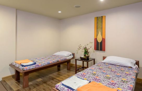 salle de massage Bhukitta Hotel and Spa
