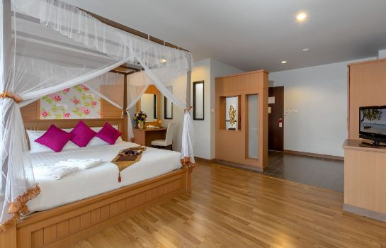 chambre standard Bhukitta Hotel and Spa