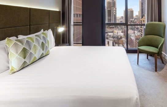 Double room (superior) Adina Melbourne