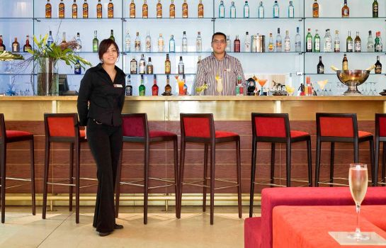Hotelbar Novotel Casablanca City Center