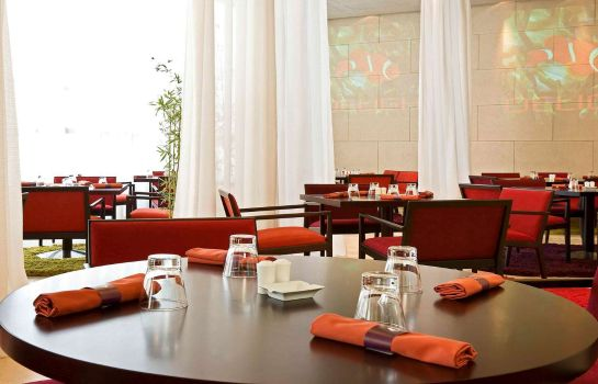 Restaurant Novotel Casablanca City Center