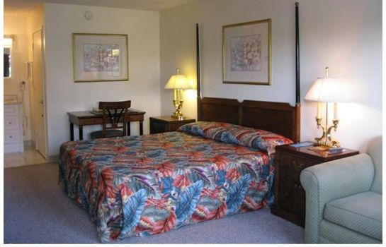 Zimmer RED CARPET INN  SUITES KISSIMMEE