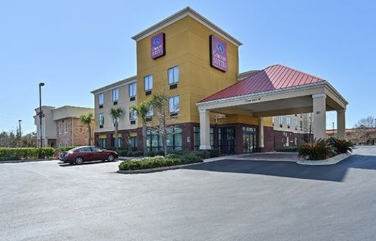 Außenansicht Holiday Inn Express & Suites MOBILE WEST - I-65