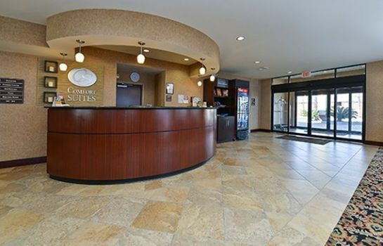 Hotelhalle Holiday Inn Express & Suites MOBILE WEST - I-65