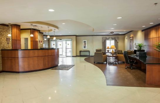 Hotelhalle Comfort Suites Southport