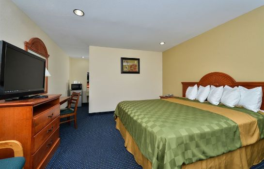 Chambre individuelle (confort) Crown Motel