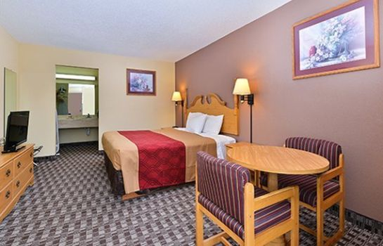 Chambre Econo Lodge Cave City