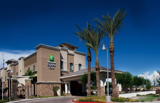 Vista exterior Holiday Inn Express & Suites PHOENIX-GLENDALE