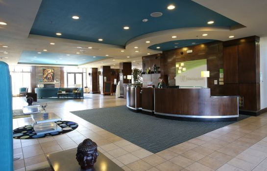 Hotelhalle Holiday Inn & Suites SALT LAKE CITY-AIRPORT WEST