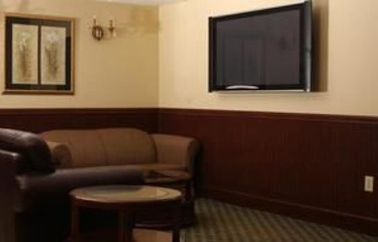 Hol hotelowy Home Inn & Suites