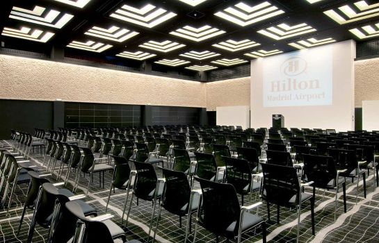 Conference room Hilton Madrid Airport