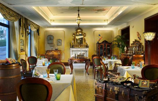 Restaurant Grand Hotel Savoia