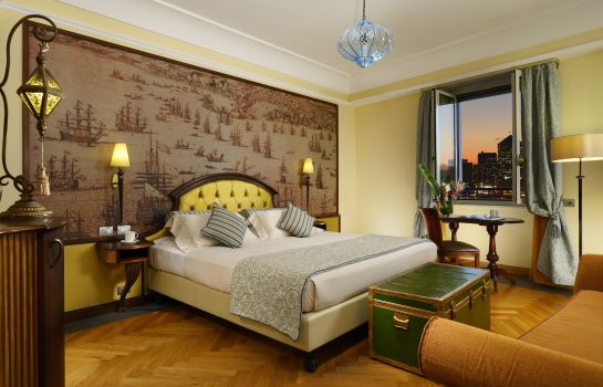 Double room (superior) Grand Hotel Savoia