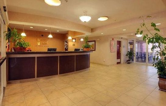 Lobby MainStay Suites Texas Medical Center/Reliant Park