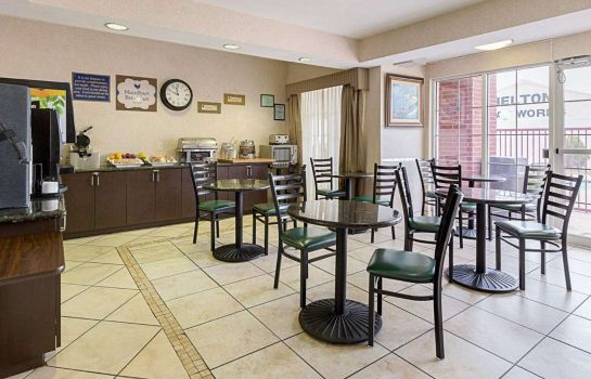 Restaurant MainStay Suites Texas Medical Center/Reliant Park
