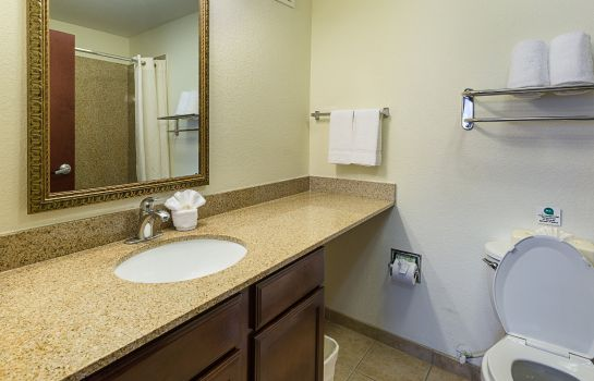 Room MainStay Suites Texas Medical Center/Reliant Park