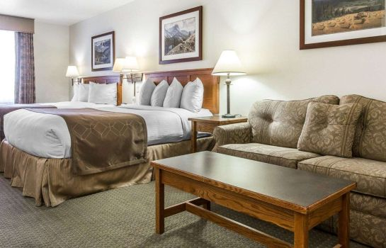 Suite an Ascend Hotel Collection Member Big Horn Resort