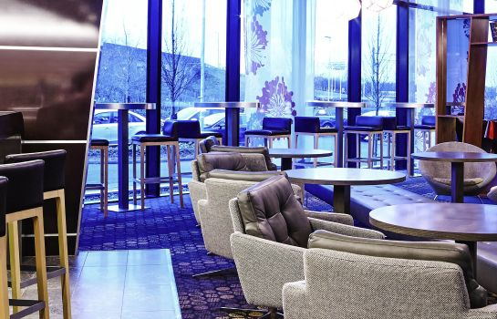 Hotel bar Novotel Edinburgh Park