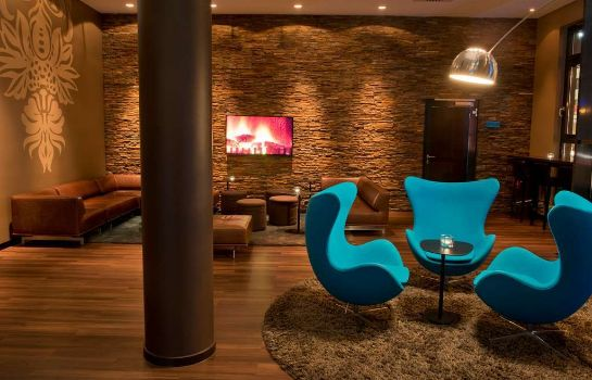 Bar del hotel Motel One City