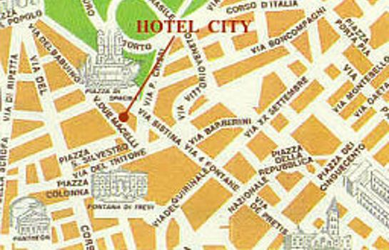 Information Hotel City